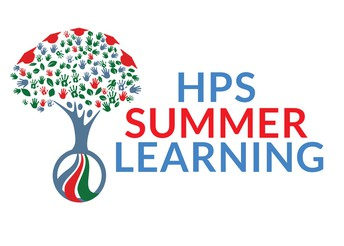 Summer Learning logo decorative logo