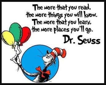 Dr. Seuss' Quote