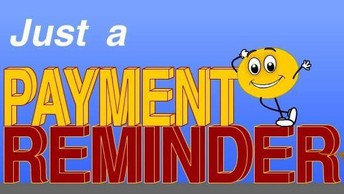 Marching Band Payment Due