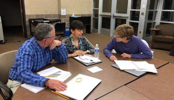 Fall '18 & Spring '19 Cohort Members Discuss Assessment Design