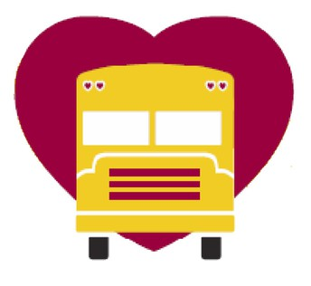 February is Love the Bus Month