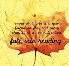 Fall Family Fun Reading Challenge / Desafío de lectura divertido en familia de otoño