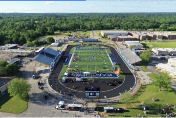 Thank you Malorie and Justin Roland for the aerial view