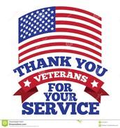 FCE Veterans' Day Program