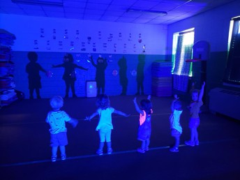 Shadow Dancing in P.E.