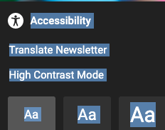Click this button on the right for translation