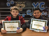 Honor Roll Celebration