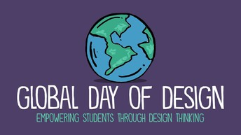 Global Day of Design- May 4th