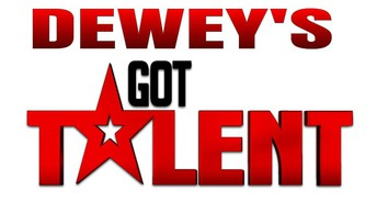 AND THE TOP 3 WINNERS OF DEWEY'S GOT TALENT ARE.......