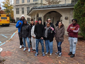 Indiana University (Bloomington) Visit
