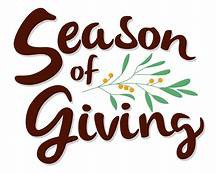 A Season of Giving
