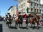 Desfile de Charro