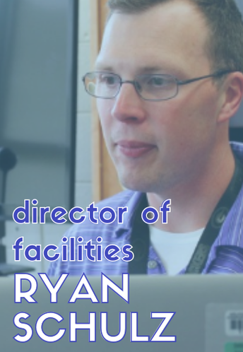 Click for more on the Facilities Department.