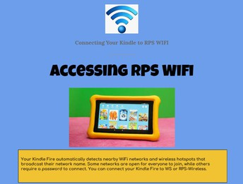 Accessing RPS WiFi