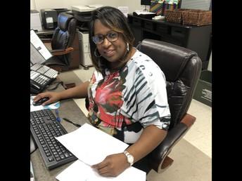Ms. Yolanda Johnson, Secretary