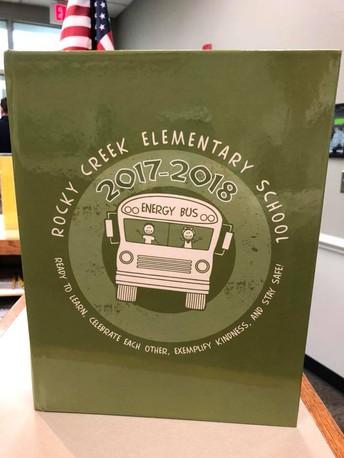 Rocky Creek Yearbook Sale