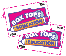 REMINDER: Box Top Contest continues!