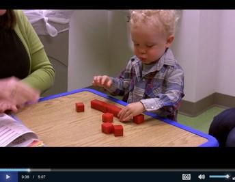 Screen at age 3!