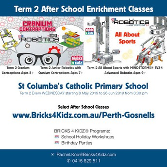 Bricks4Kidz at St Columba's