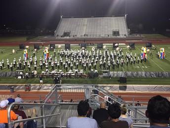 Congrats Sachse HS Mustang Band!