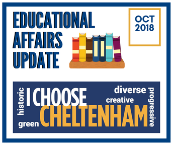 Stay Informed: October Educational Affairs Committee Meeting