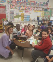 Reading Buddies (Every Friday)