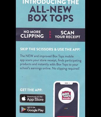 Boxtops App