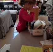Using the I PICK Graphic Organizer to Choose Good Fit Books!