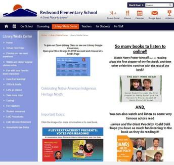 Redwood LMC Website