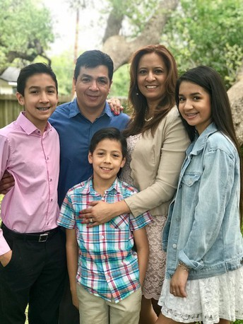 Selene Garza, Family Engagement Facilitator, SAISD