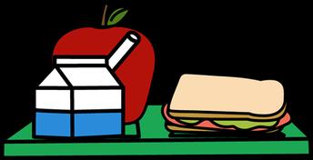 School Lunch Through December 31st