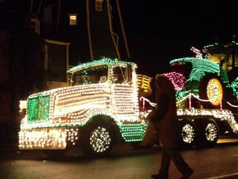 Penngrove Holiday Parade of Lights