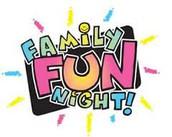 Dieck Family Fun Night: FRIDAY, MARCH 3