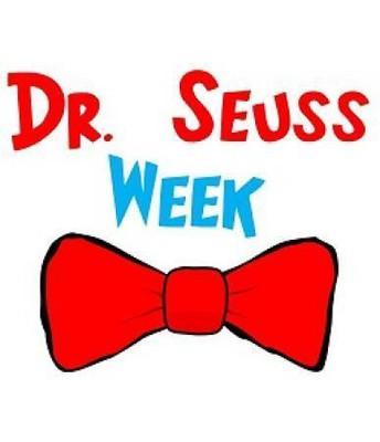 Dr. Seuss Week at UCE!!