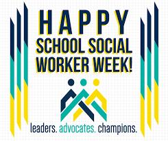 School Social Worker Appreciation Week