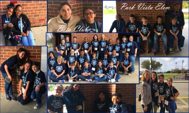 Park Vista Elementary Beta Club