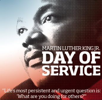MLK, Jr. Day of Service