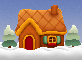 Create Your Own Gingerbread House
