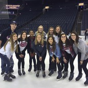 Student Council & NHS Day with the Columbus Blue Jackets - March 7th
