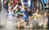 Polar Plunge Benefits Special Olympics (photo and article by Brenda Fike, Mexico Ledger)