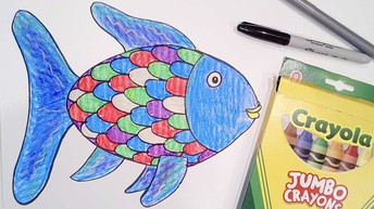 Rainbow Fish 1st Grade