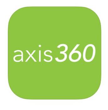 Axis360 ebooks
