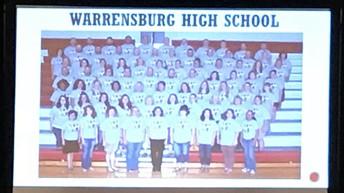 Sustaining Exemplary Warrensburg HS