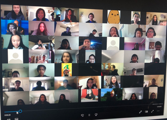 Staff Receives Google Classroom Training!