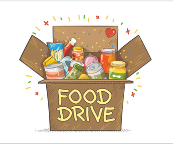 Thanksgiving Food Drive for The Palatine Food Pantry
