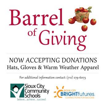 Barrel of Giving