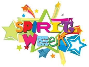 Spirit Week Feb 22-26