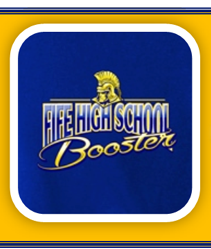 Get Involved with the Fife High School Booster Club! Want to buy a blanket or booster spirit gear?
