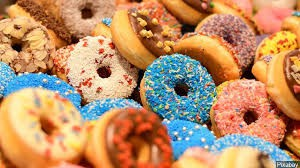 Donuts with Dad - Thursday, March 12th, 7:30am-8:30am - Cafeteria