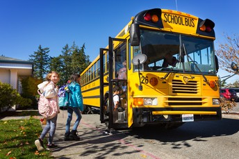 National School Bus Safety Week - Oct 21-25